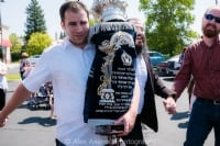 Torah Completion Celebration and Parade