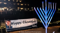 Town Center Menorah Lighting