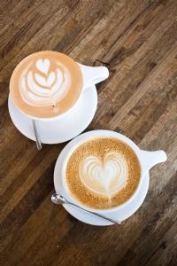 Coffee & Tanya