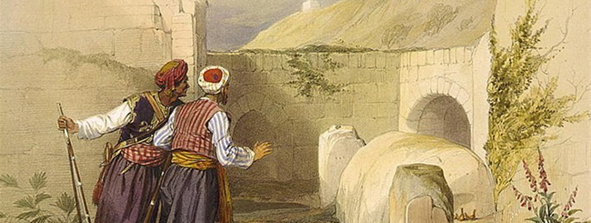 Parshah (Weekly Torah): How Joseph's Coffin Ended Up in Israel