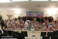 Toy Drive Culminating Event '18