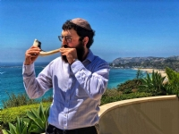 Rosh Hashanah at the Monarch Beach Resort
