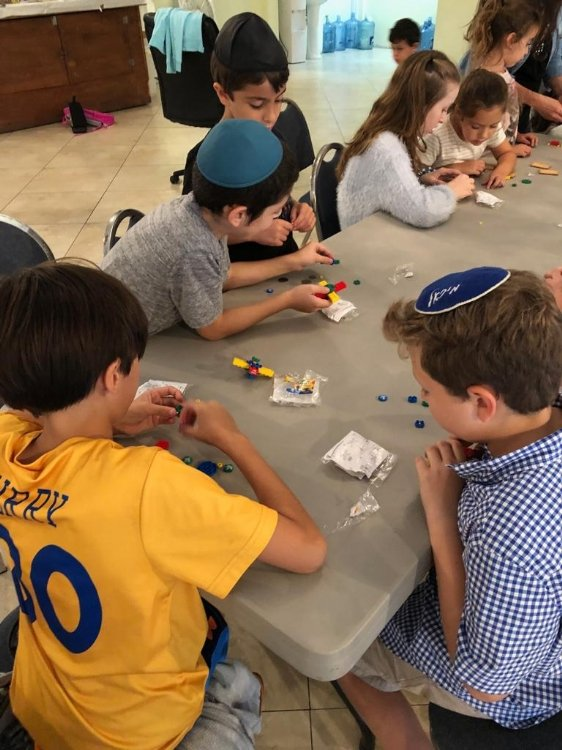 Chanukah Fun Day Nov 28, 2018