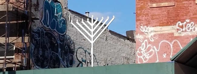 January 2019: Urban Rejuvenation Meets Jewish Renaissance in the South Bronx