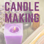 RSVP - CANDLE MAKING