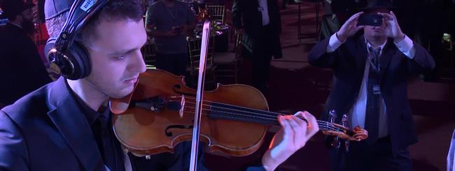 "Chassidic Music at the Kinus HaShluchim 5775: Chasidic Melody: ""Nigun Hasvaadus"""