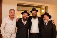 Yud Tes Kislev Farbrengen: Rabbi Levi Garelik