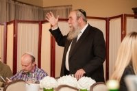 Yud Shevat Farbrengen: Rabbi Yisroel Deren