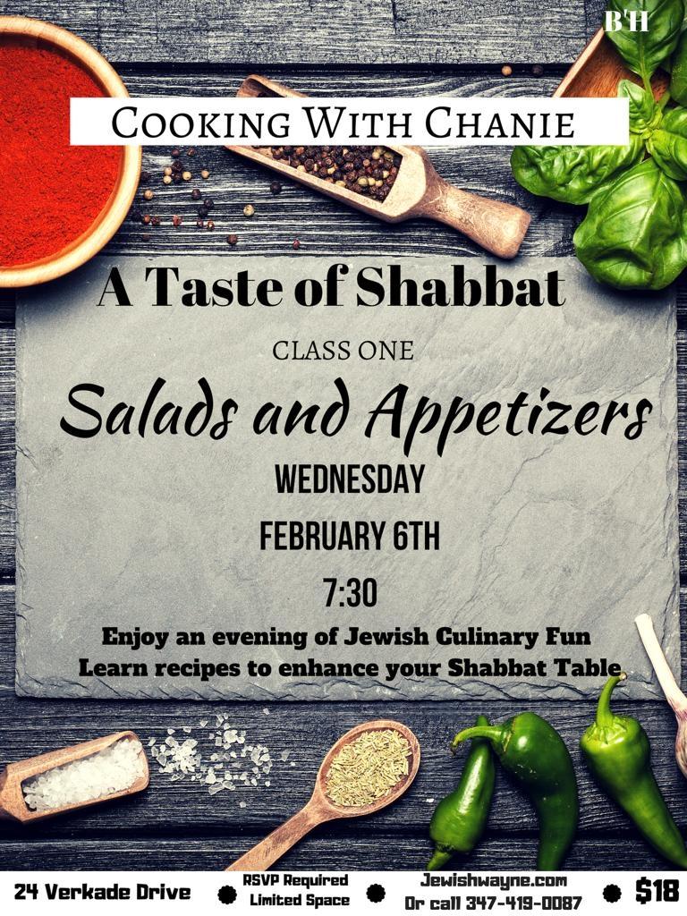 Taste of Shabbat