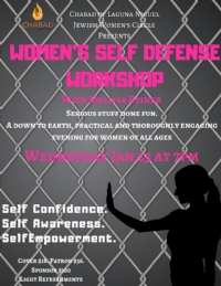 Women's Self Defense Night 2019