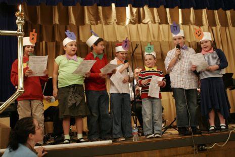 Youth Zone children's performance
