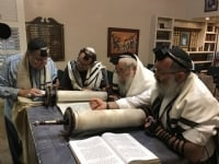Thursday Morning Minyan 2019!