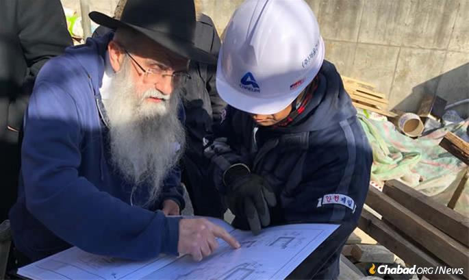 Rabbinic experts participated in the planning, design and construction, as indoor mikvahs must meet exacting standards.