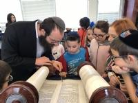Hebrew School -The Gift of Torah