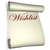 Shul Wish List
