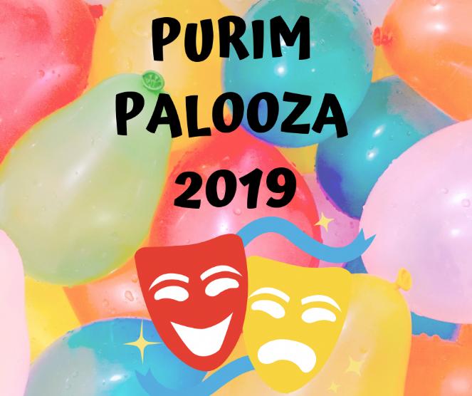 Purim Palooza 2019