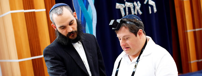 ShabbaTTogether: Inclusion and Awareness at 260 Chabad Centers