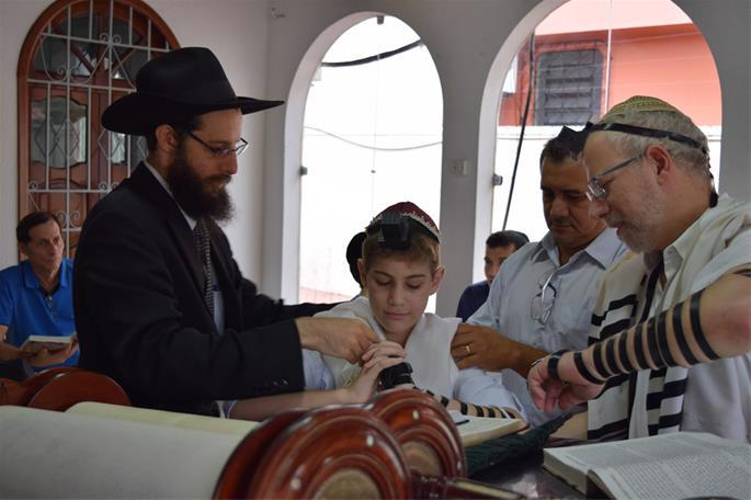Located at the gateway to the resource-rich rainforest, Manaus has a small, but close-knit Jewish community.