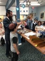 Chanukah Party  in Key Largo December 3, 2018
