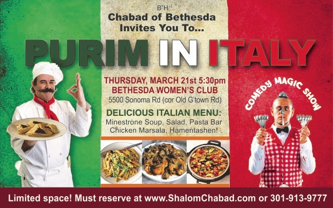 Chabad's Mexican Purim