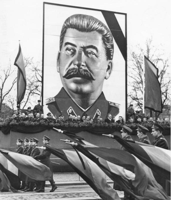 Uma imagem de Joseph Stalin (Foto: Wikimedia)