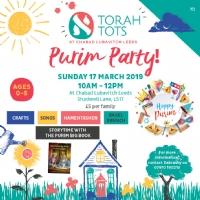 Torah Tots - Purim 5779