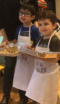 Mini Chefs - Hamantash Bake
