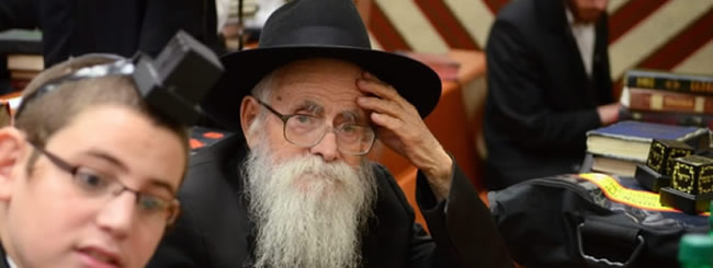 March 2019: Velvel Kesselman, 91, a Devoted Chassid in Stalin's USSR and Kfar Chabad, Israel
