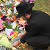 New Zealand Rabbi Consoles Families After Mosque Massacre