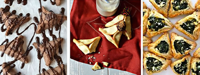 Purim Recipes: 8 Unique Hamantaschen Recipes for Purim