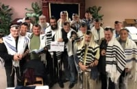 Avreml's Minyan Sunday Mornings