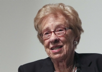 Historic Evening with Eva Schloss- Tuesday, March 12, 2019