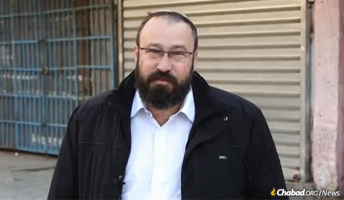 Rabbi Achiad Ettinger, 47, succumbed to his wounds after being shot multiple times by an Arab terrorist.
