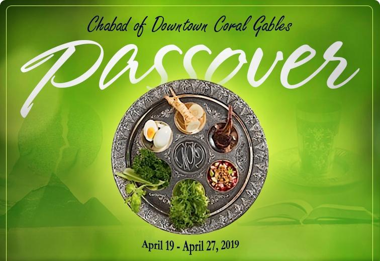 Passover 2019