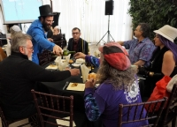Purim Party & Drum Circle 2019