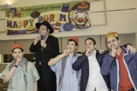 Magical Purim 5779 2019 2