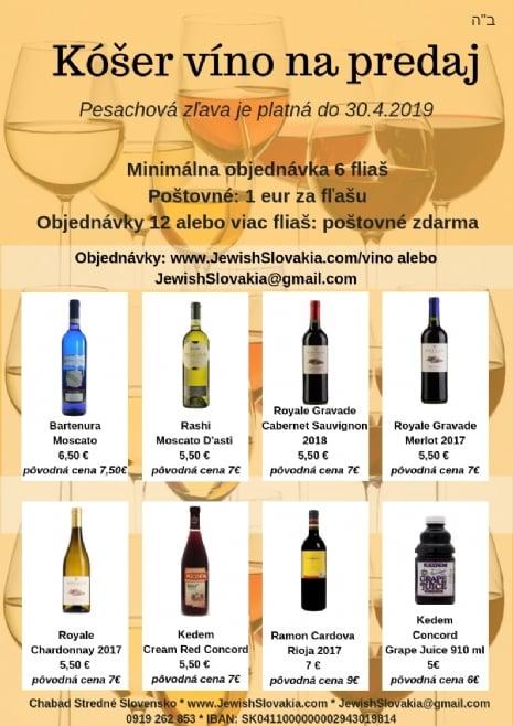 05dfa4a99 Víno na predaj - Chabad of Central Slovakia