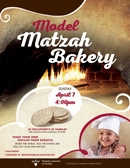 Yardley | Model Matzah Bakery