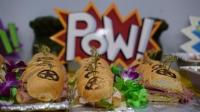Superhero Purim Party