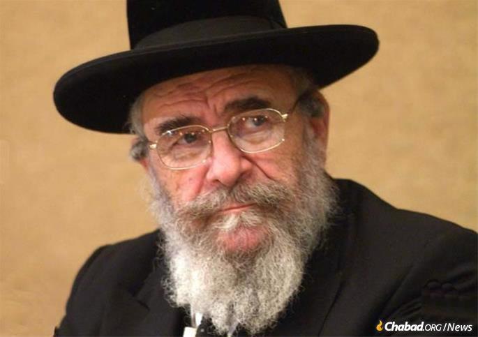 Rabbi Moshe Yehuda Leib Landa