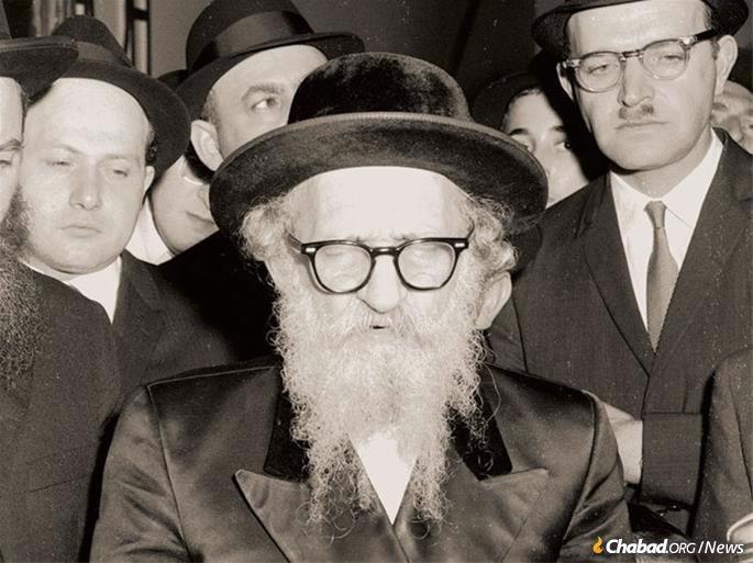 Rabbi Eliezer Zusia Portugal, the first Skulener Rebbe