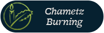 Chametz Burning