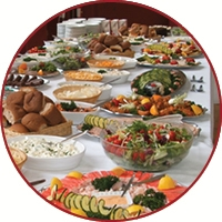 Shabbat Mevarchim Community Luncheon