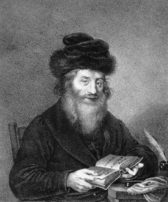 Rabbi Moshe Sofer, known as the Chatam Sofer