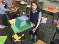 Fourth Grade Parsha Projects February 2019