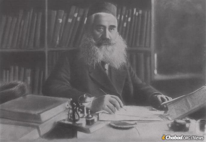 Throughout the campaign, Rabbi Yosef Yitzchak remained in close coded correspondence with the leaders of Russian Jewry in Russia, including Rabbi Shmarya Leib Medalia, a Lubavitcher Chassid who at the time was chief rabbi of Vitebsk and later of Moscow. Medalia was arrested and shot by the regime in 1938.