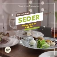 YJP Passover Seder