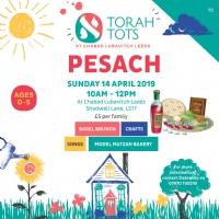 Torah Tots - Pesach 5779