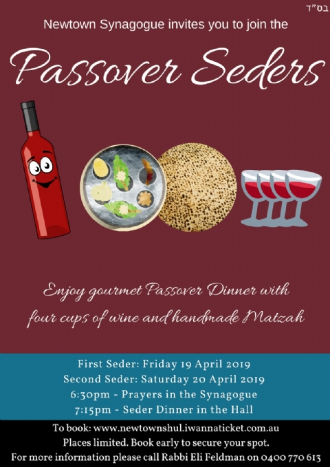 Pesach at Chabad - Young Adult Chabad