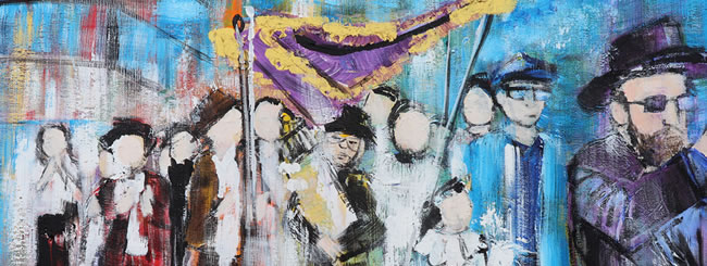 Jewish Art for the Soul: Untitled